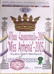 Little Miss Armenia